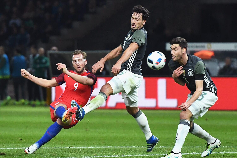 Niemcy vs Anglia