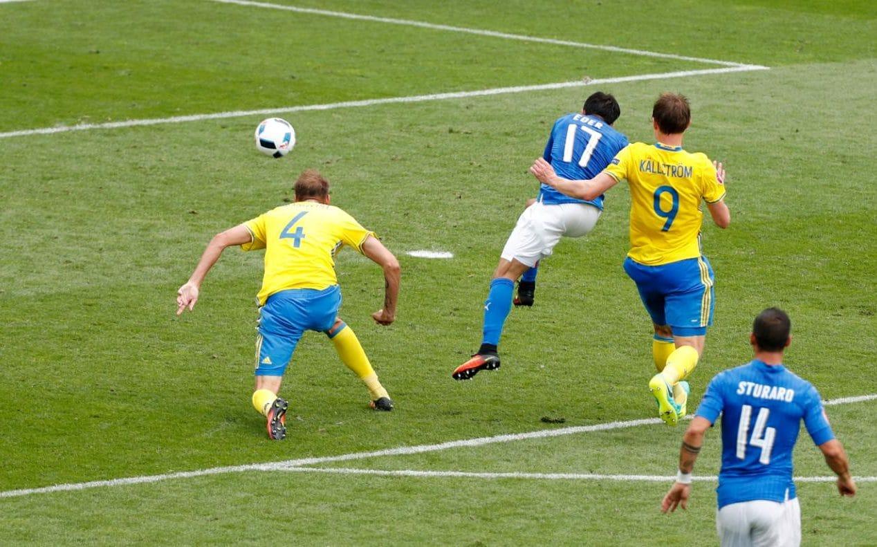 Włochy vs Szwecja