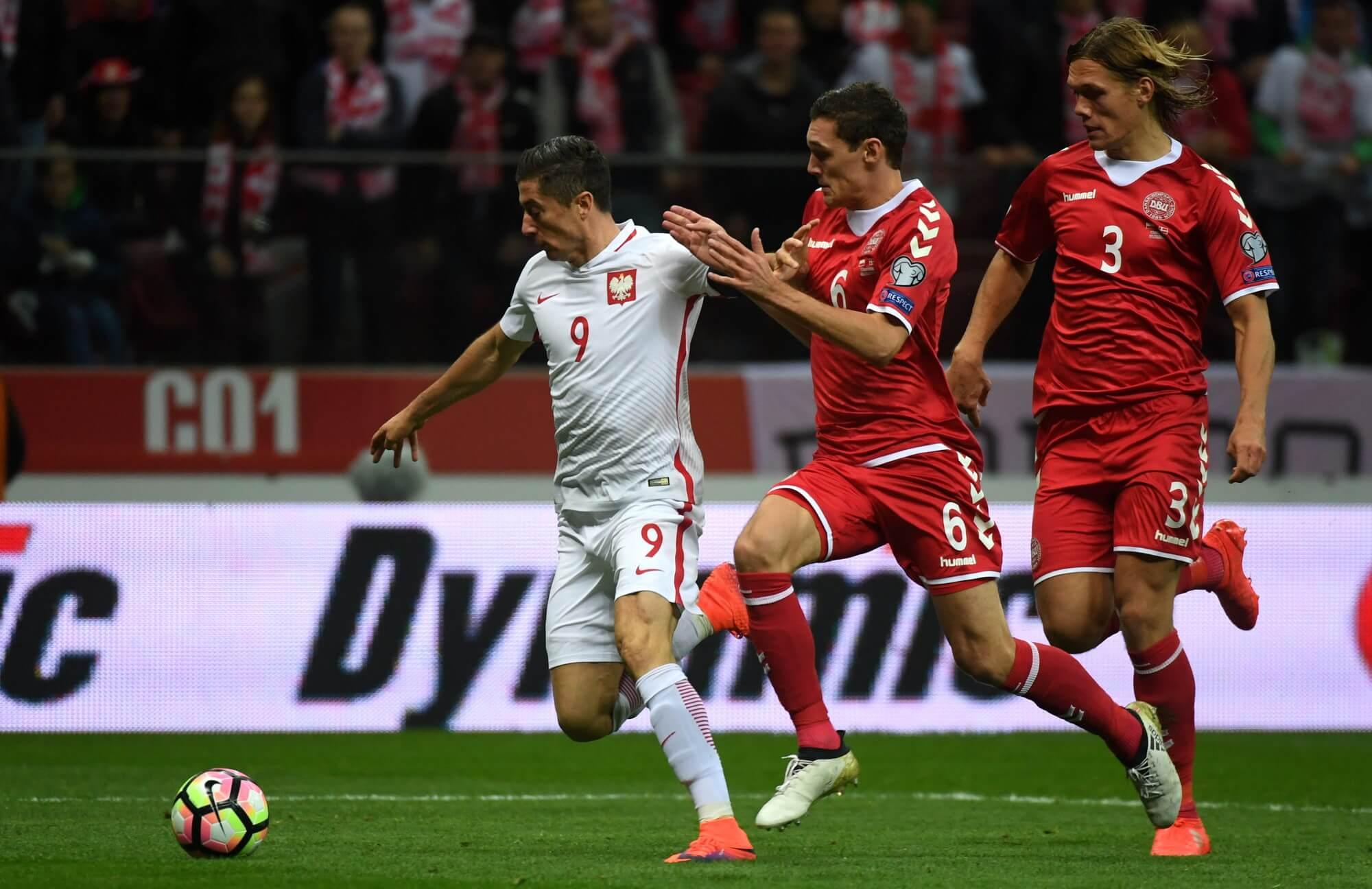 Polska vs Dania