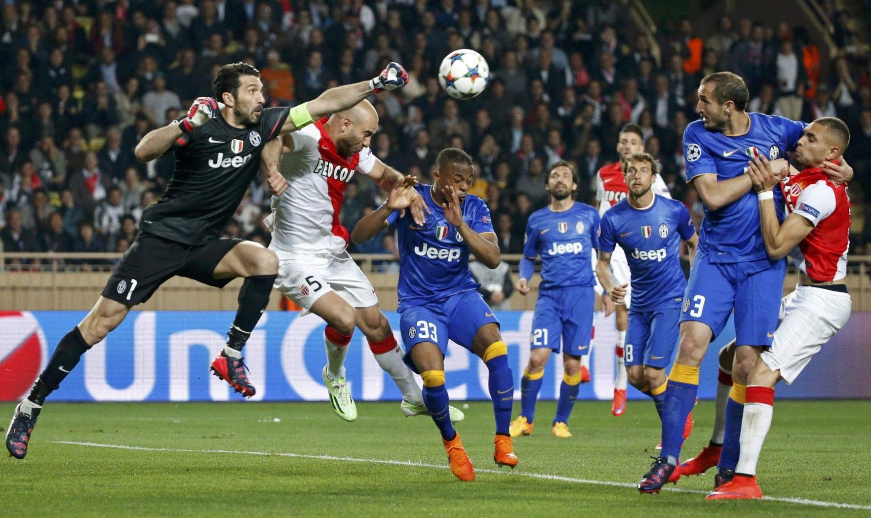 AS Monaco vs Juventus Turyn