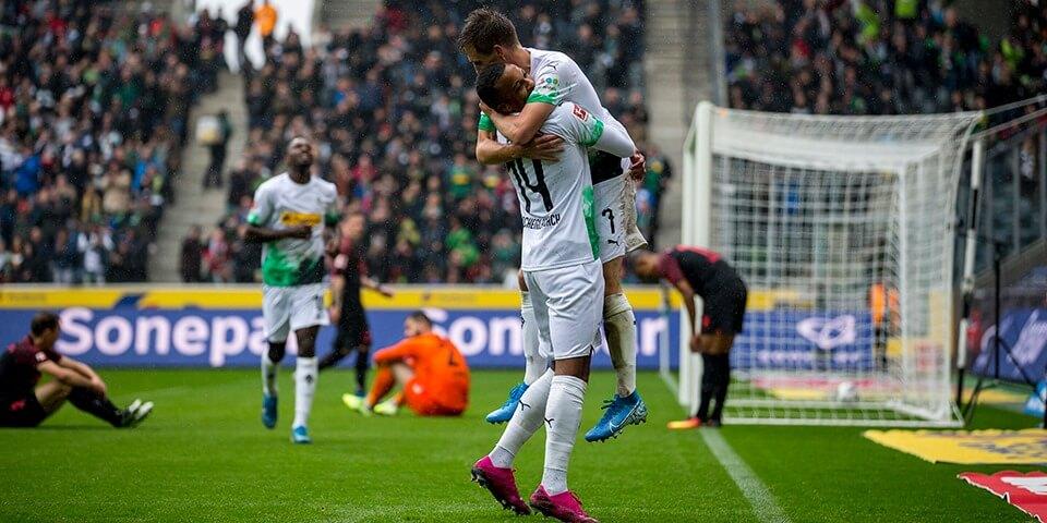 Borussia Mönchengladbach vs Augsburg