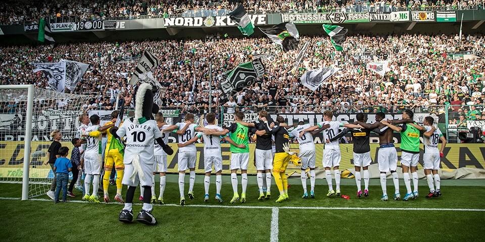 Borussia Mönchengladbach vs Fortuna Düsseldorf