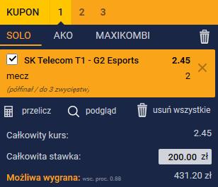 Jankos walczy o półfinał Mistrzostw Świata!