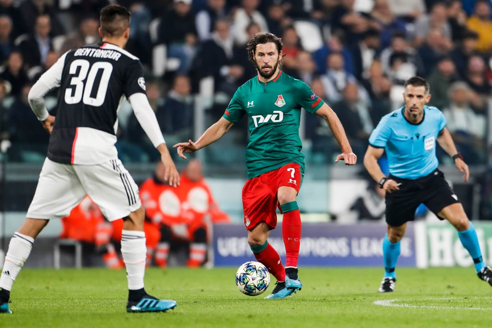 Krychowiak vs Juventus LM
