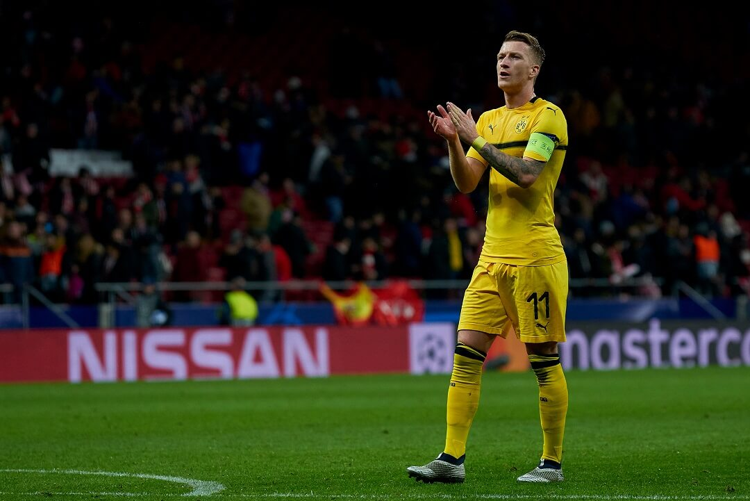 Marco Reus vs Atletico