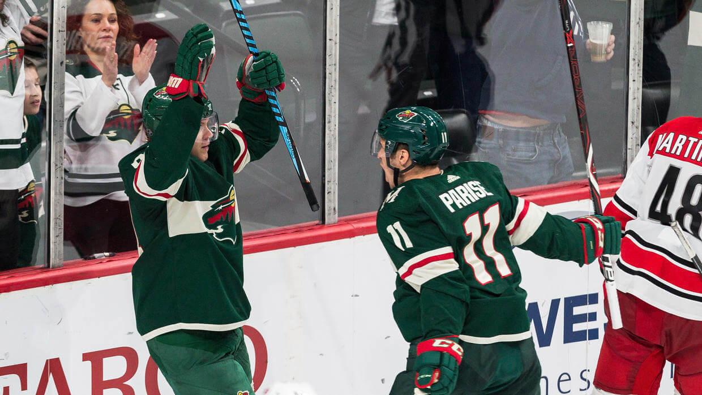 Minnesota Wilds - NHL
