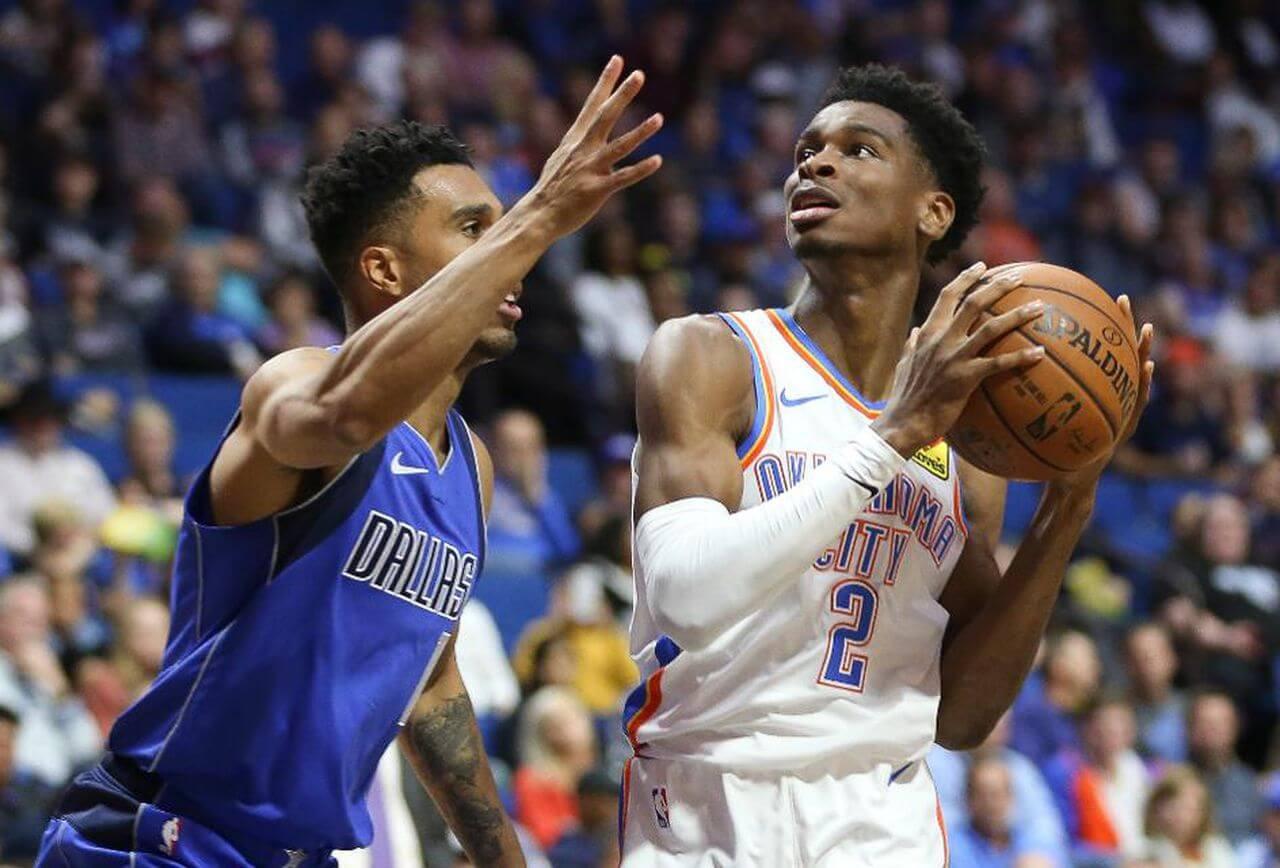 Dwa typy w NBA na przełamanie