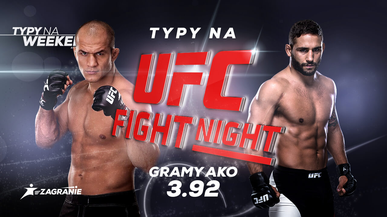 UFC Fight Night - Typy na weekend