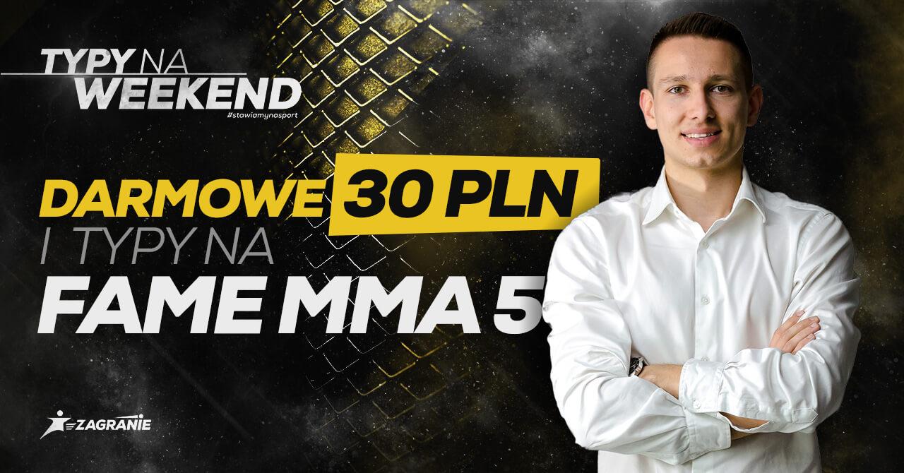 Fame MMA 5 - typy i promocje
