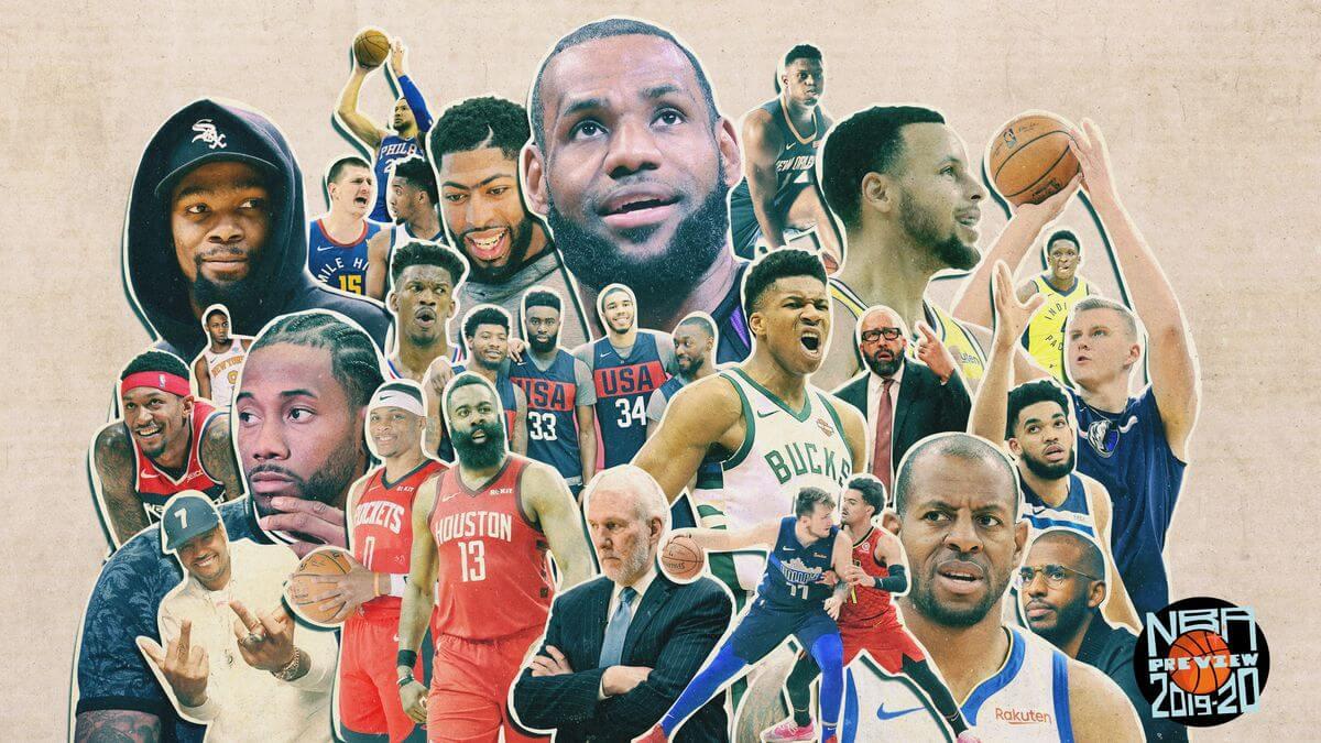 NBA 2019/20