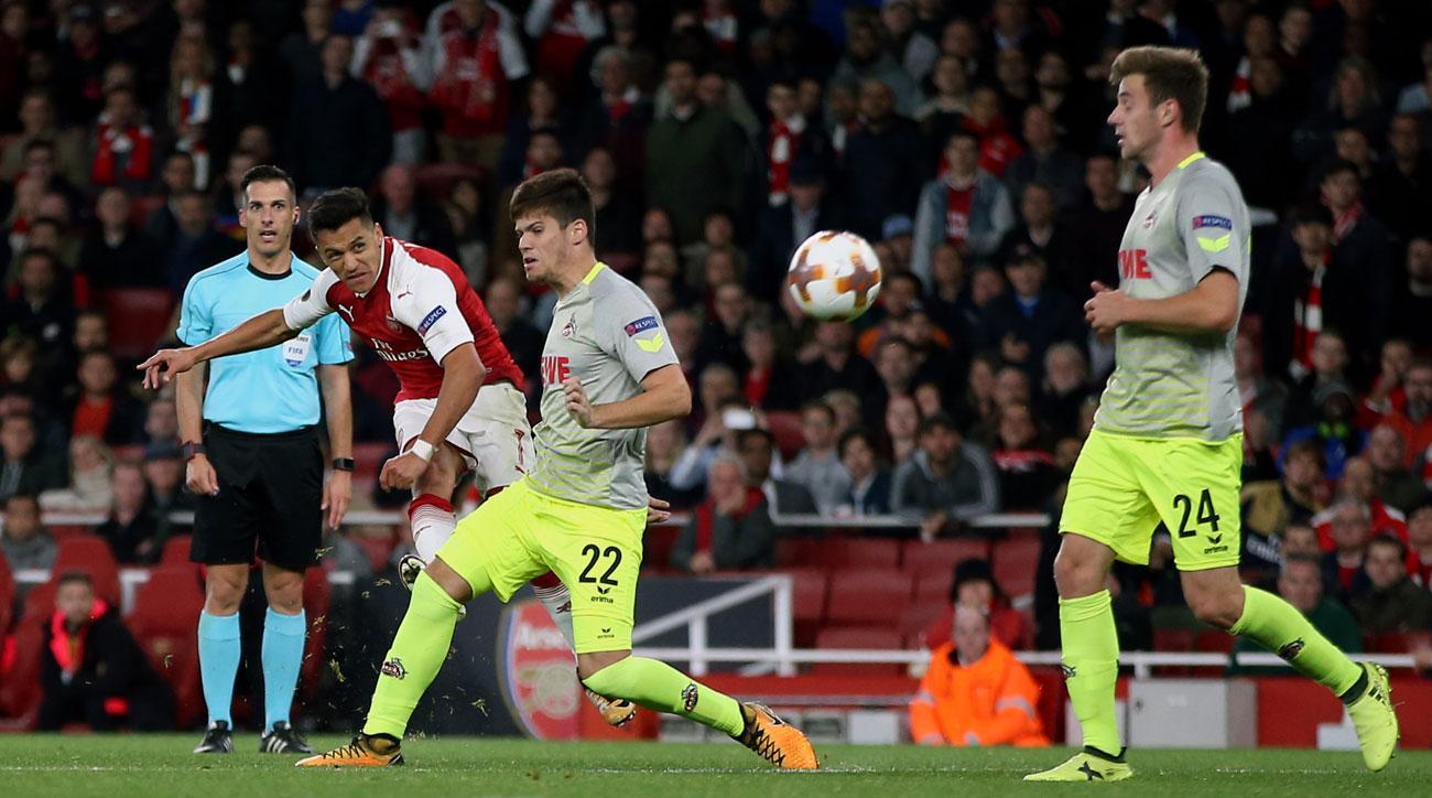Arsenal vs FC Koln