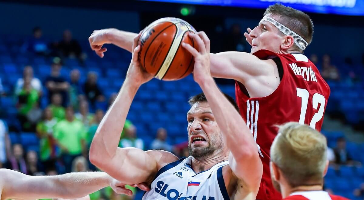 I dzień EuroBasketu: Polska – Słowenia 0:2, a faworyci przegrywają