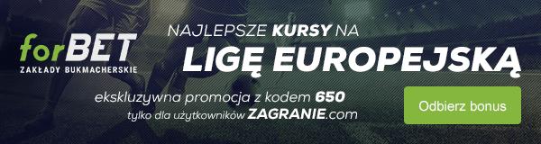 Baner Liga Europejska