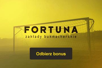Fortuna odbierz bonus