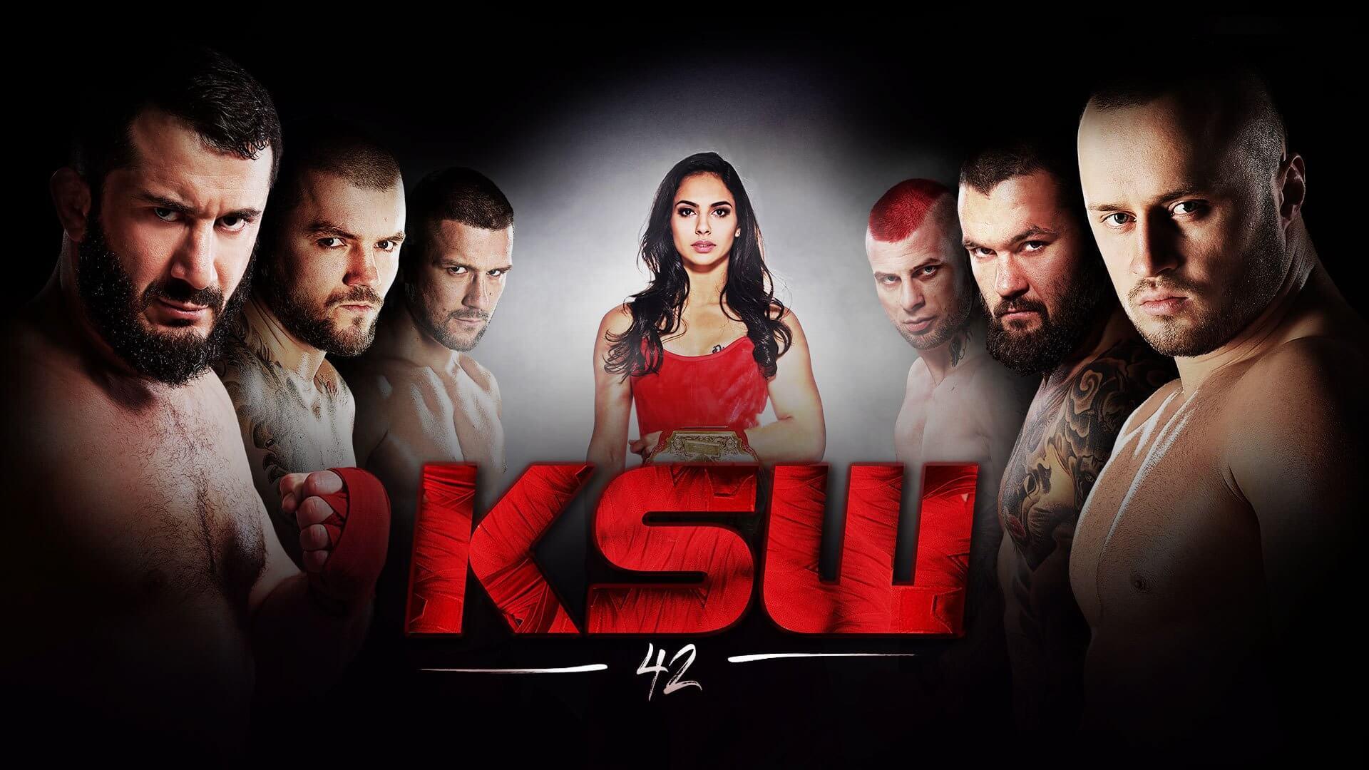Plakat KSW 42