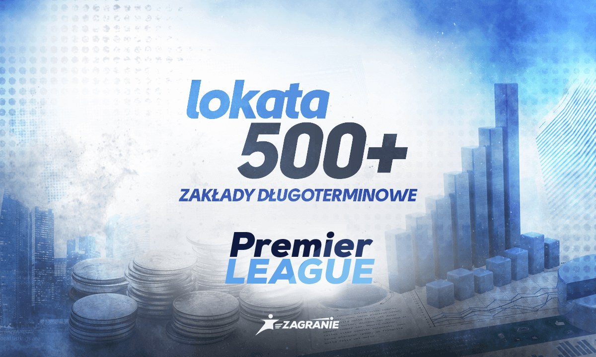 Lokata 500+ z Premier League