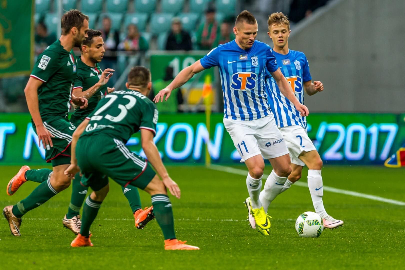 Lech vs Śląsk