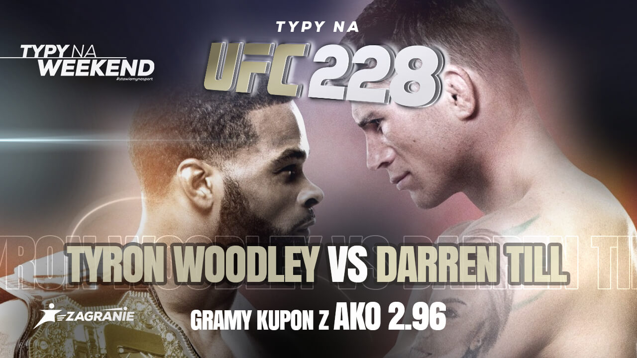 UFC 228 - Till kontra Woodley