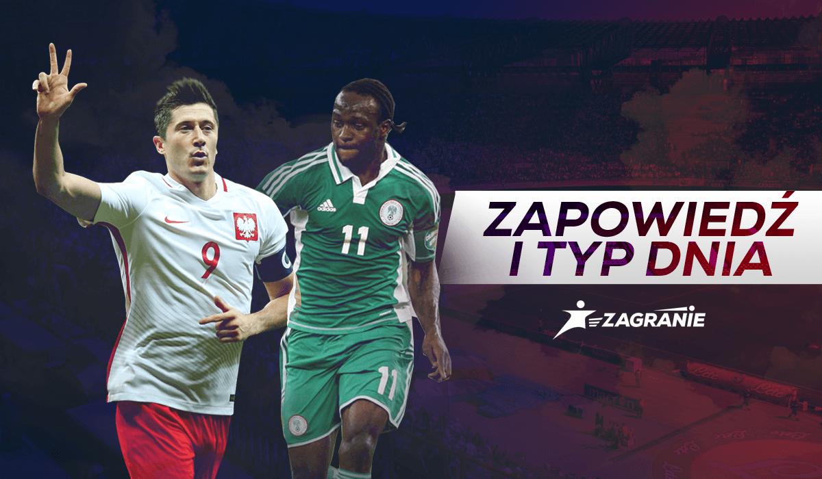 Polska vs Nigeria