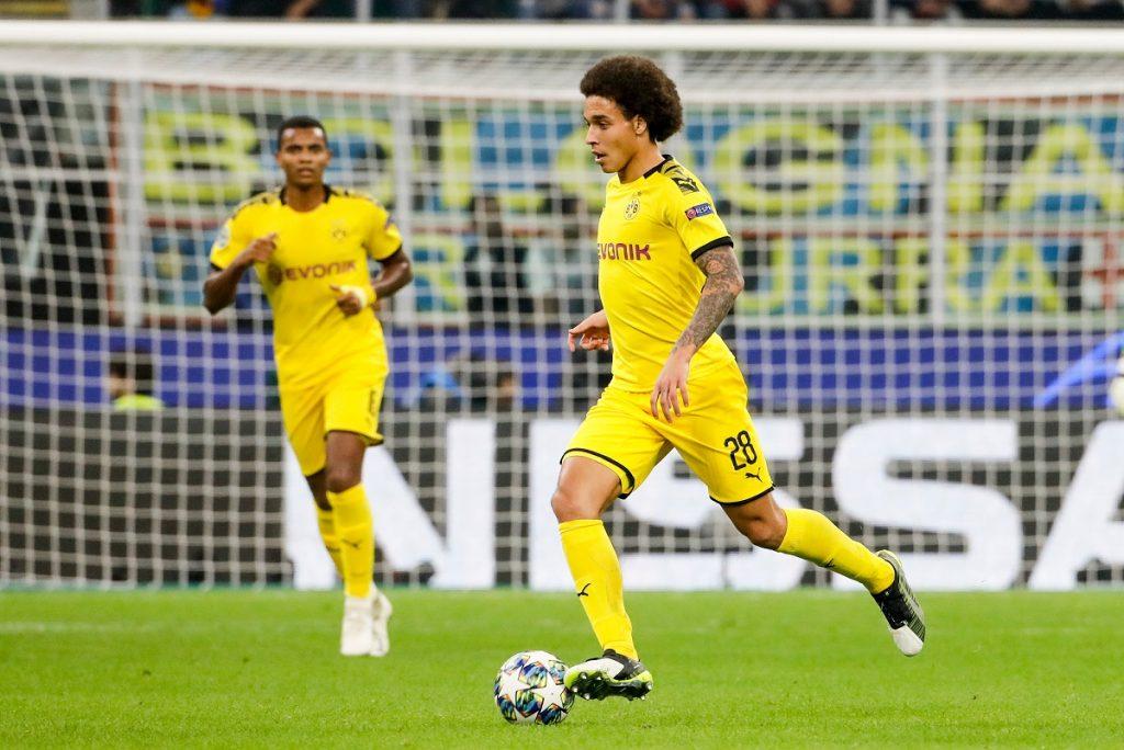 Axel Witsel vs Inter