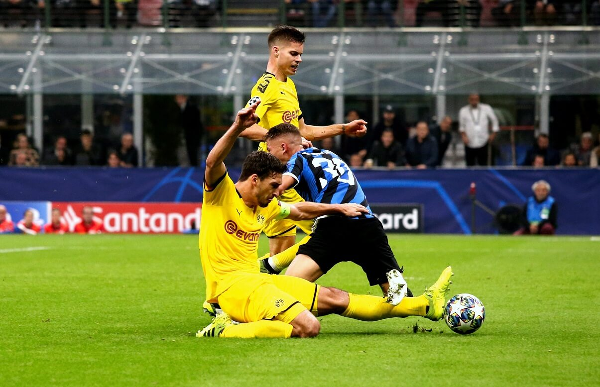 Borussia vs Inter LM