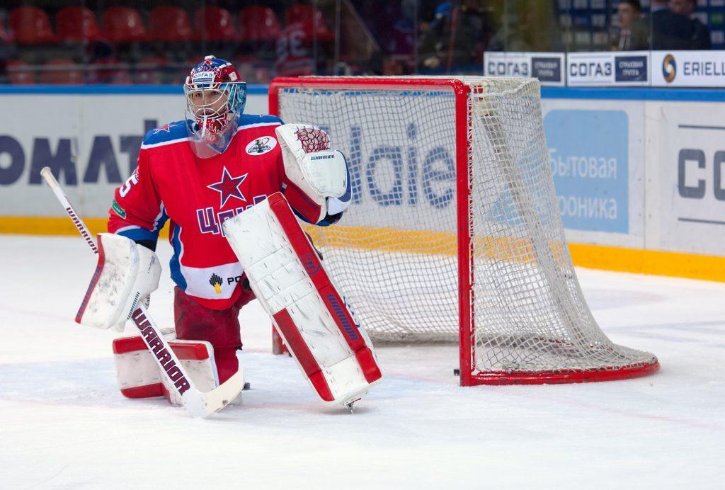 Kevin Laland bramkarz CSKA