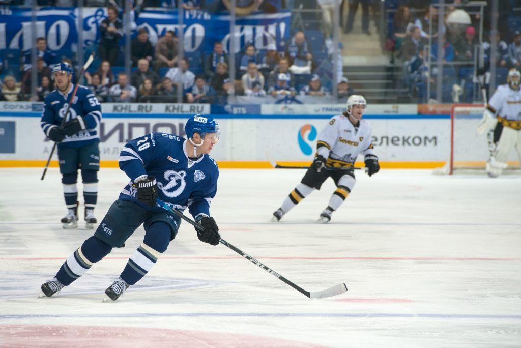 Dinamo Moskwa hokej