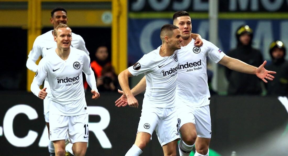 Eintracht Frankfurt vs Inter