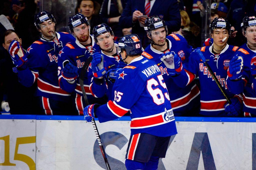 SKA Petersburg KHL