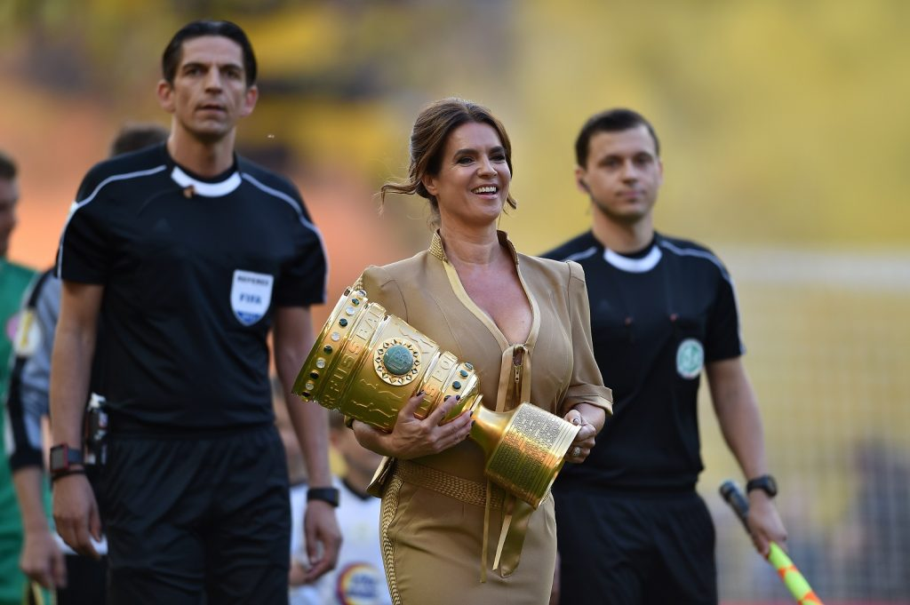 Finał DFB Pokal Berlin