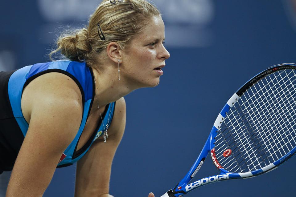 Kim Clijsters wraca do gry